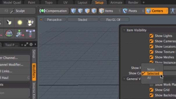 Animazione e Graph Editor in Modo