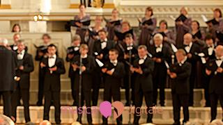 Cori e voce nell'orchestra da film