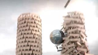 Simulazioni fisiche crolli e distruzioni