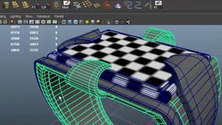 Design 3D con MAYA