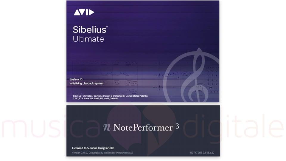 Corso Sibelius