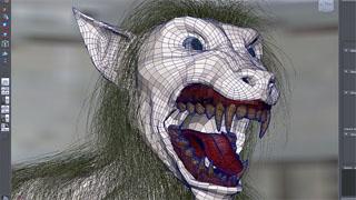 Come modellare un personaggio 3D in Maya e zBrush