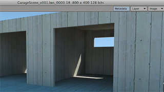 Un progetto completo in Lightwave 3D da zero