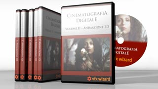 Un completo, vendibile, product shot realizzato in 3D con Lightwave 10
