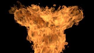 Fuoco e fiamme, le particelle per i fenomeni naturali