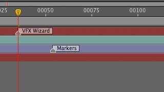 I marker di After Effects sono interattivi, qualche espressione e...