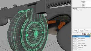 Video Corso Modellazione Maya 3D e corso Rendering Mental Ray