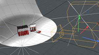 Corso online Nuke sezione 3D MODO
