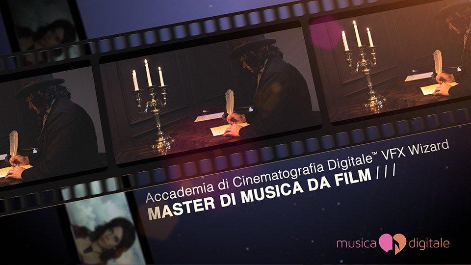 Musica per film e composizione colonne sonore