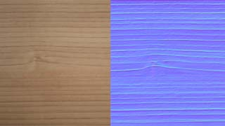 Texture fotorealistiche in MODO