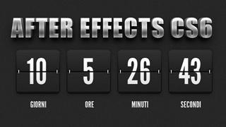 Anteprima After Effects CS6 le novità della nuova versione