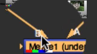 Nuke: struttura del compositing nodale