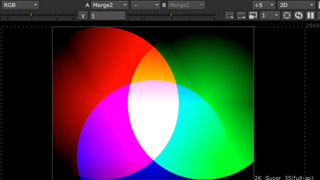 Gestione canali colore in Nuke
