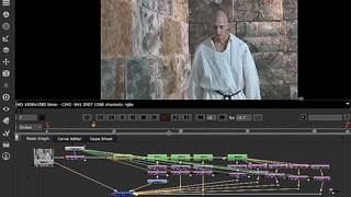 Motion Tracking 2D in Nuke