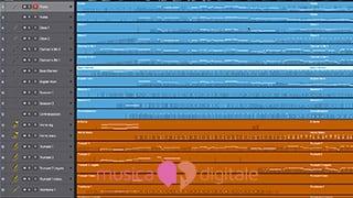 Orchestra MIDI e Template