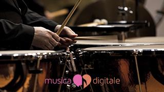 Orchestrazione Percussioni e Pianoforte