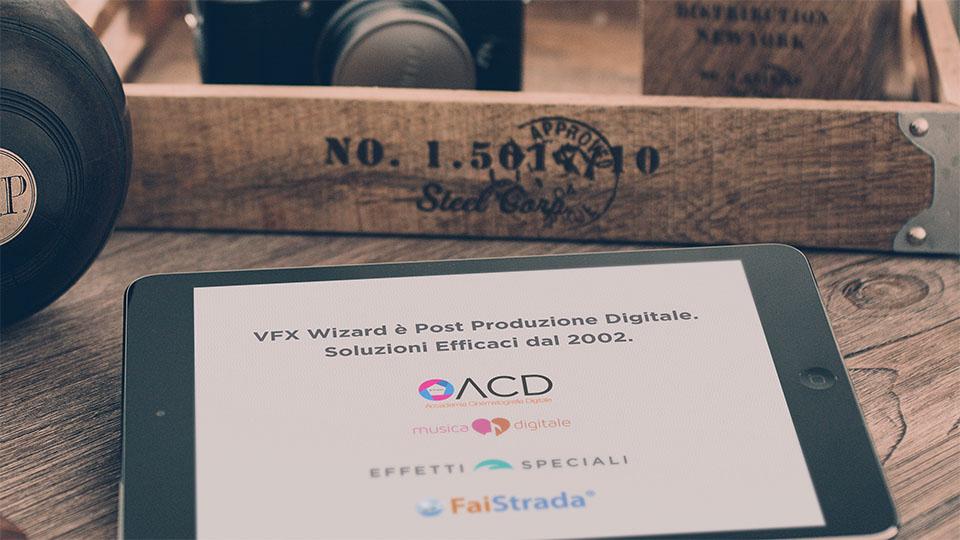 Settori aziendali VFX Wizard